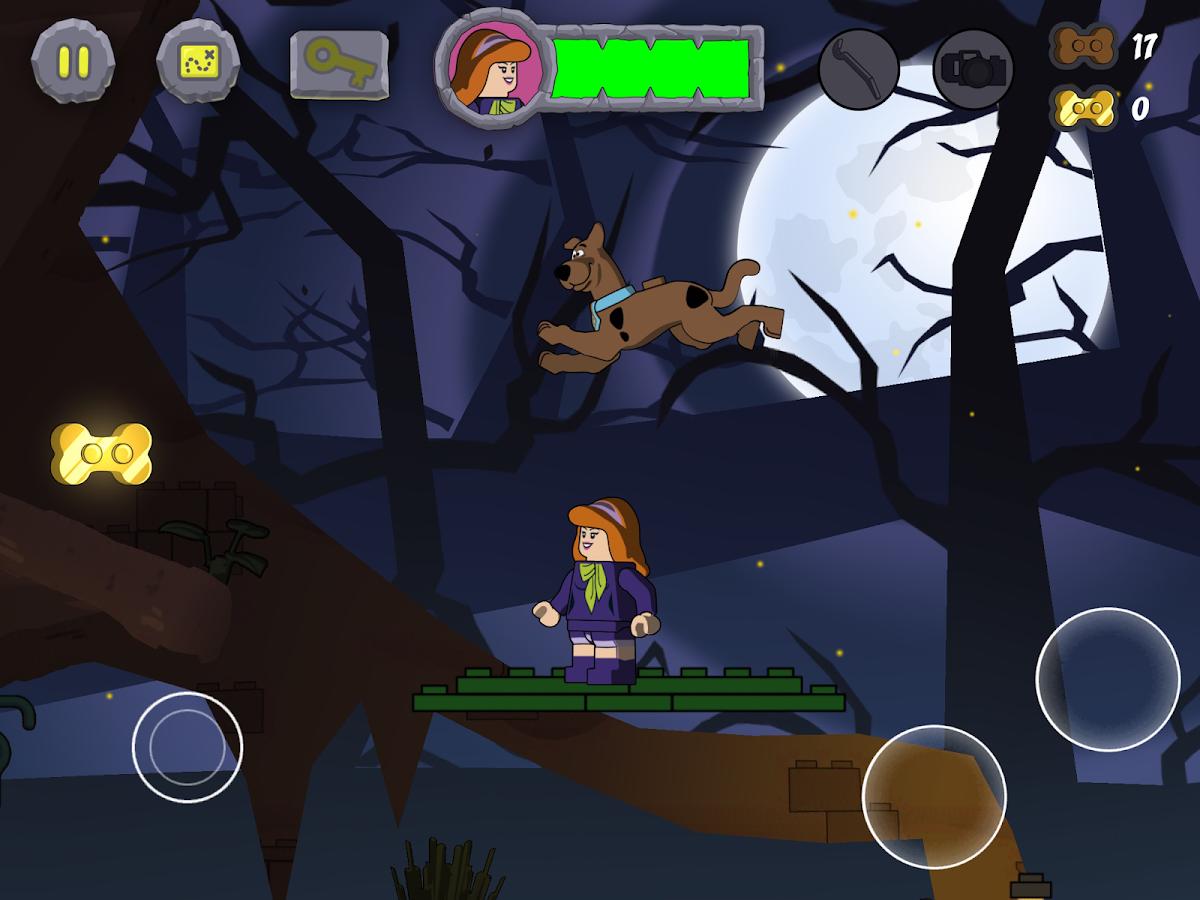 LEGO® Scooby-Doo Haunted Isle
