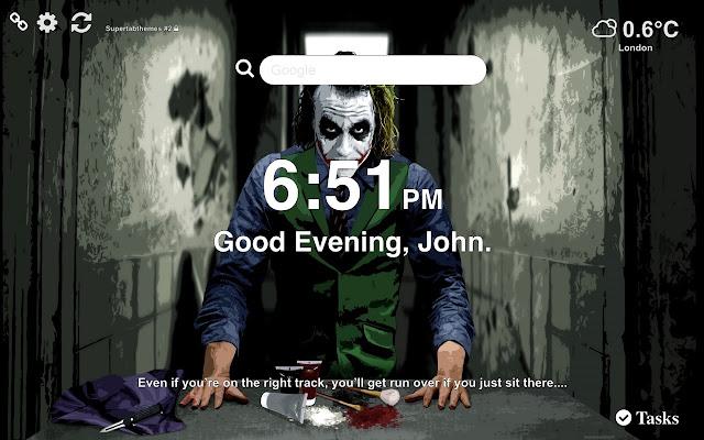 Joker HD Wallpaper 2019