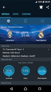 365Scores - Sports Scores Live Screenshot
