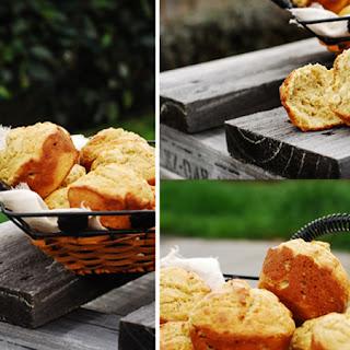 Lemon Zest Muffins