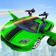 Download Flying Army Car Transform Robot Shooting Game For PC Windows and Mac
