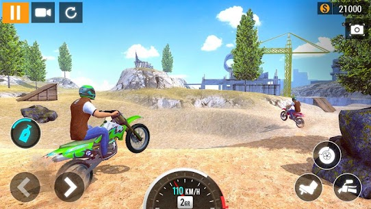 City Motorbike Racing 1.8 Mod APK UNLOCKED 2