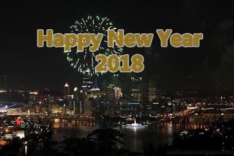 سنة سعيدة 2018 - náhled