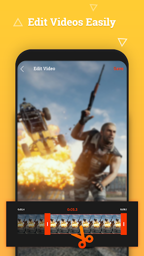 screen recorder - recorder and video editor screenshot 2