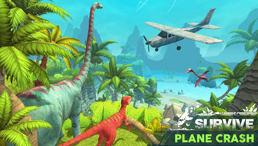 Jurassic Island 2: Lost Ark Survival  captures d'écran 2