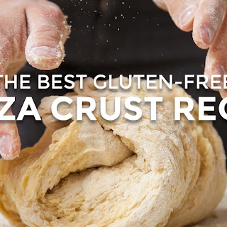 Brown Rice Flour Pizza Crust Recipes.