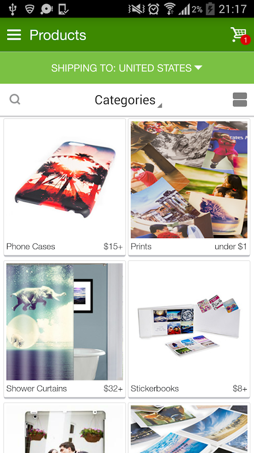 Print MyPix - Photos & Gifts- screenshot
