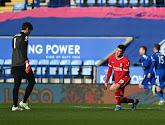 Liverpool s'écroule à Leicester, Alisson encore fautif