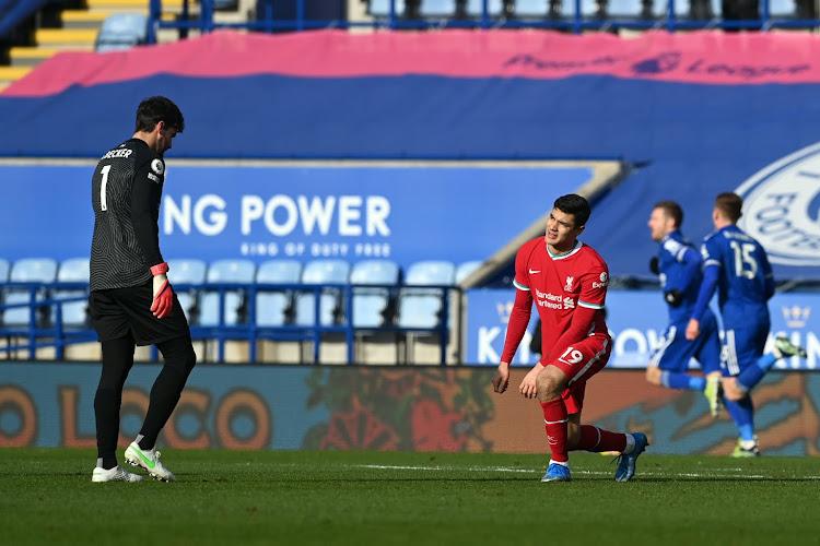 🎥 Liverpool s'écroule à Leicester, Alisson encore fautif