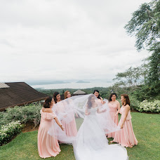 Wedding photographer Cheska Felismino (peachfroststudio). Photo of 04.08.2018