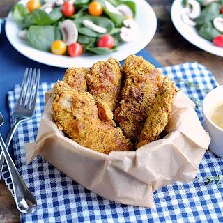 Baked Chicken Tenders.