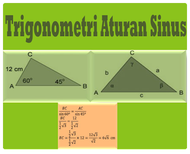 Sinus Rule Trigonometry - náhled