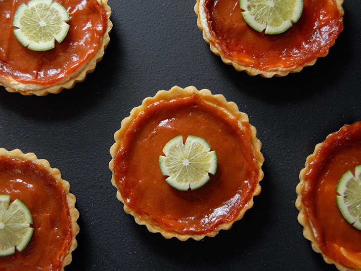 Guava Cream Cheese Tarts Recipe