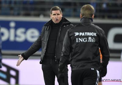 """De Boeck en a assez: """"Je me demande sincèrement qui a arbitré ce match"""""""