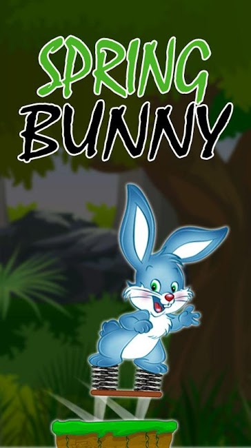 #3. Spring Bunny (Android)