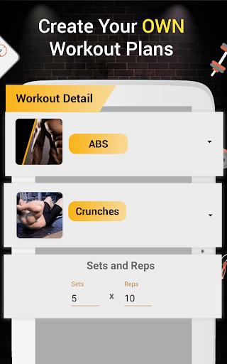 Pro Gym Workout (Gym Workouts & Fitness) 5.4 Screenshots 15