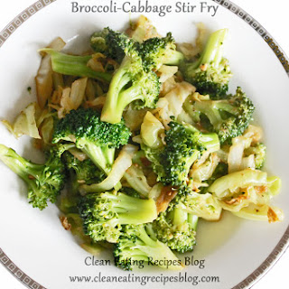 Stir Fried Cabbage And Broccoli Recipes.