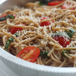 Light and Fresh Tomato Basil Pasta CCK original