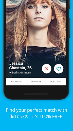 Dating App from flirtbox® app (apk) free download for Android/PC/Windows screenshot