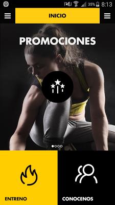 Spinning Center Gym - screenshot
