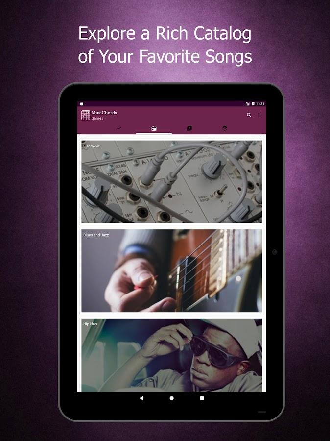 MusiChords - Lyrics & Chords Karaoke Video - Android Apps on ...
