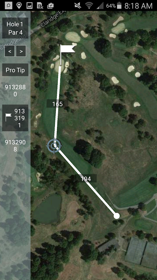 Westmoreland Country Club- screenshot