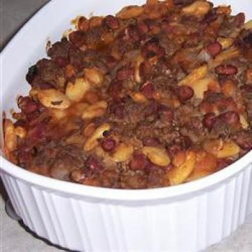 Spanish Beans Recipe