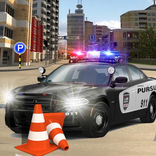 Police Parking Kings