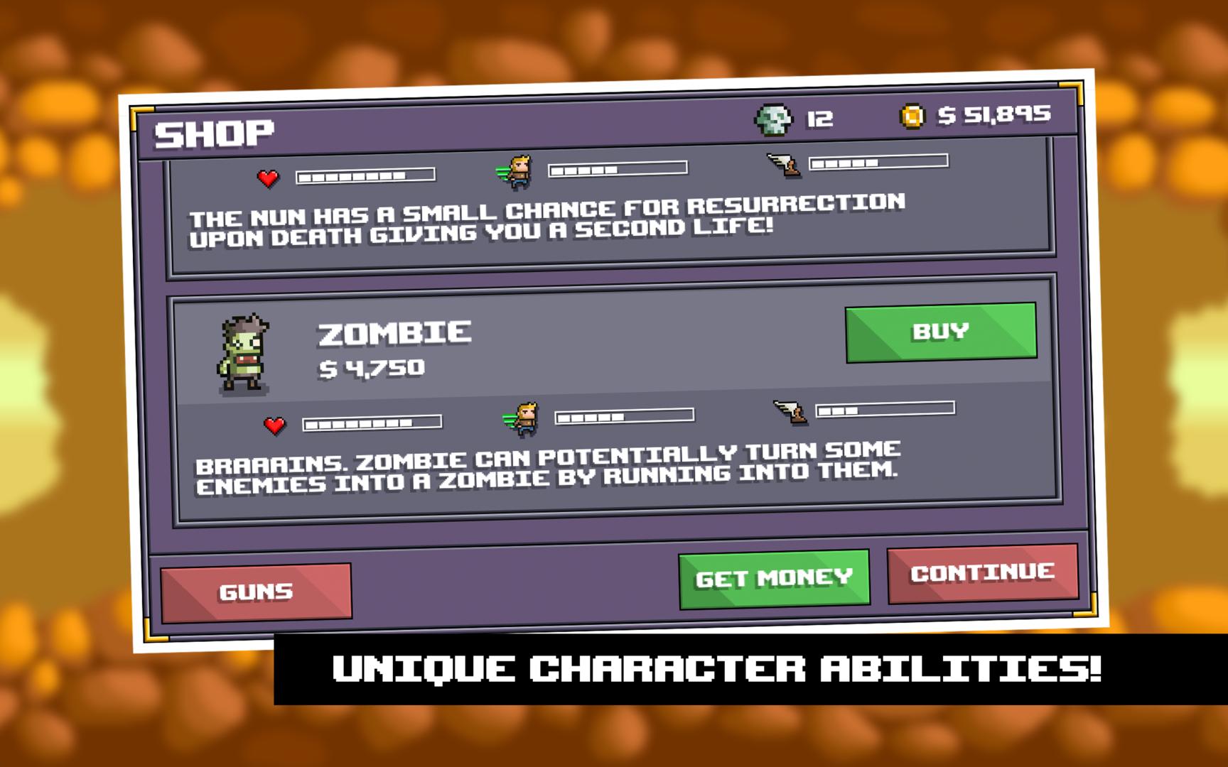 Random Heroes 3 screenshot #4