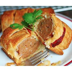 Sausage Rolls By Bing