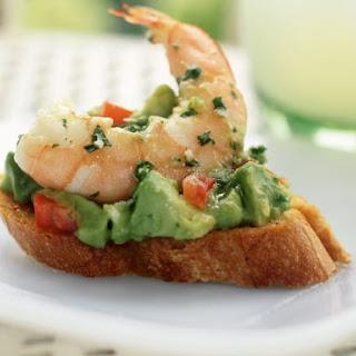 Shrimp Baguette Appetizers Recipes