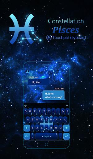 Constellation Pisces Keyboard