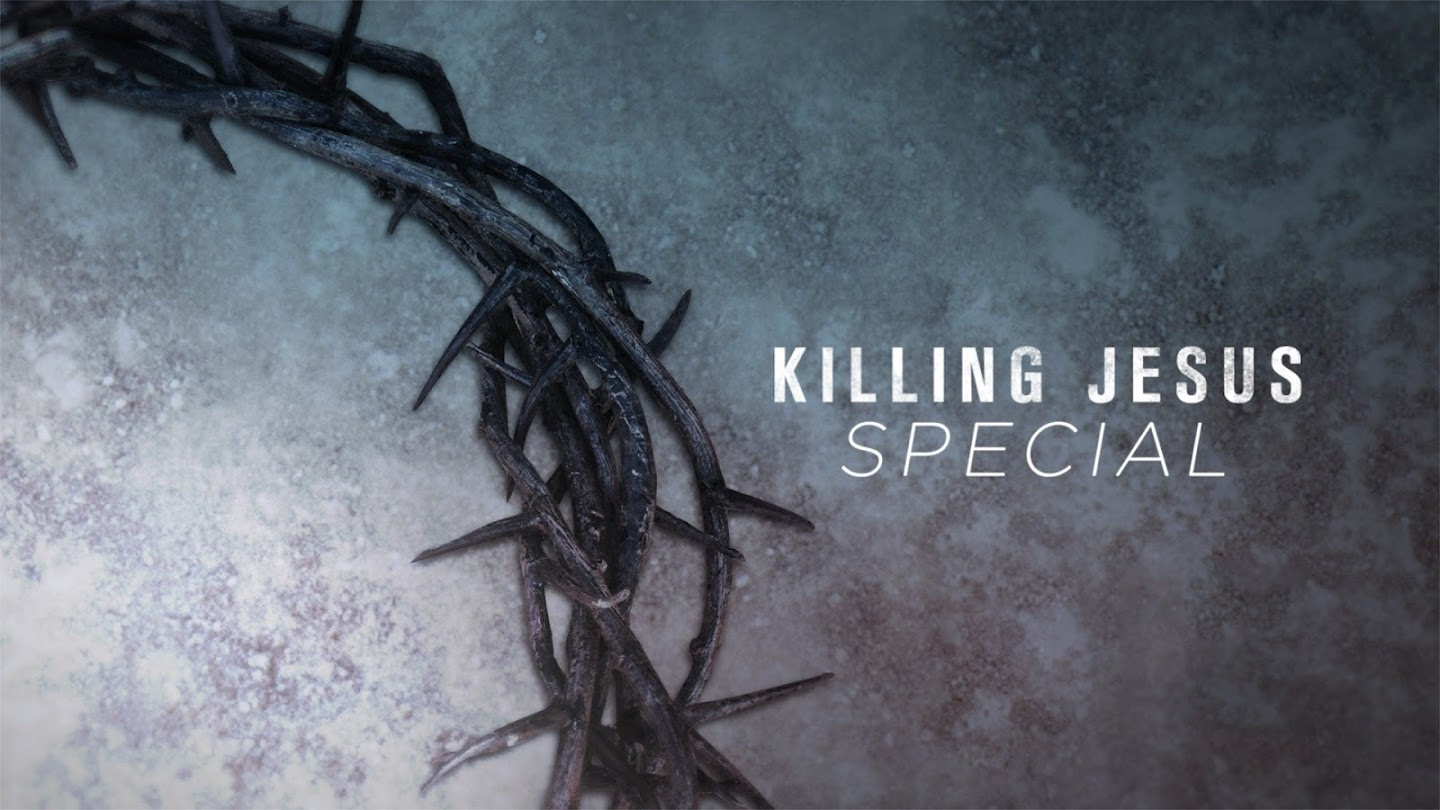 Watch Killing Jesus Special live