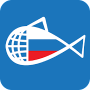 App Icon for Рыбы России App in Czech Republic Google Play Store