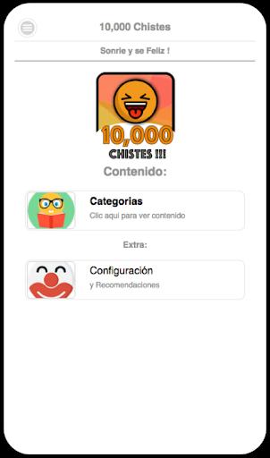 10,000 Chistes 1.0.1 screenshots 1