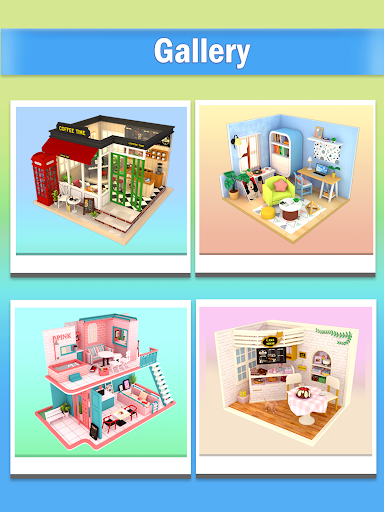 Art House 3D - Interior Design puzzle screenshots 10