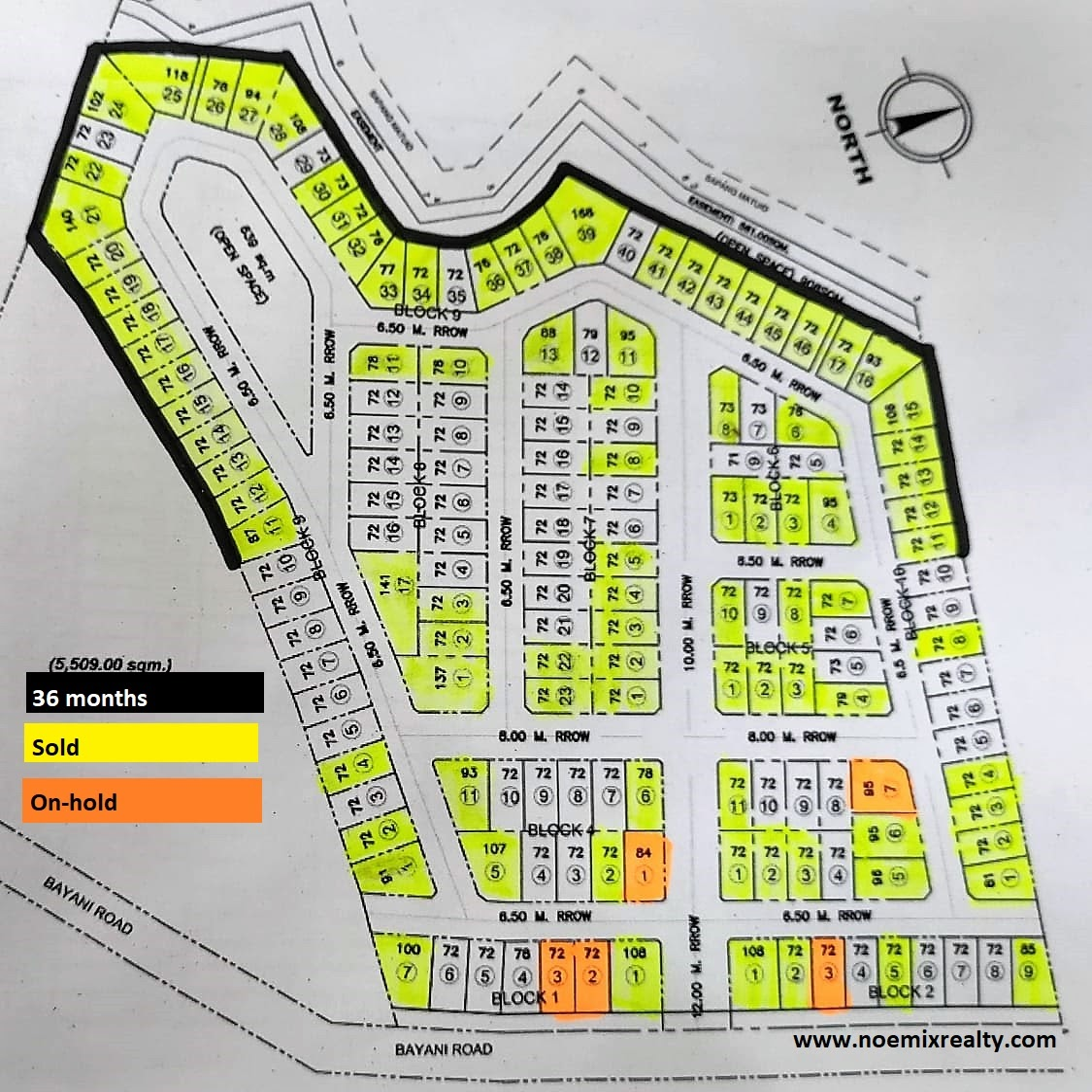 Eminenza 3 San Jose del Monte, Bulacan availability as of April 2021