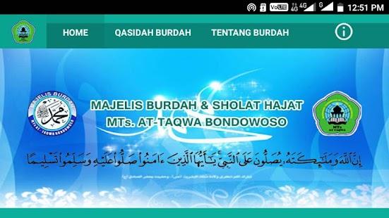 Majelis Burdah MTs. At-Taqwa - náhled