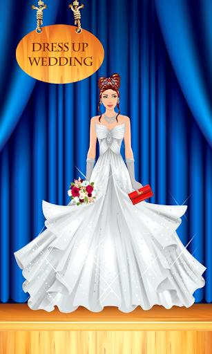 結婚式のドレスアップ
