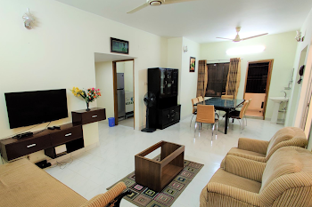 Banani Rd. Serviced Apartment