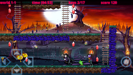 Grave Digger - Temple'n Zombie- screenshot thumbnail