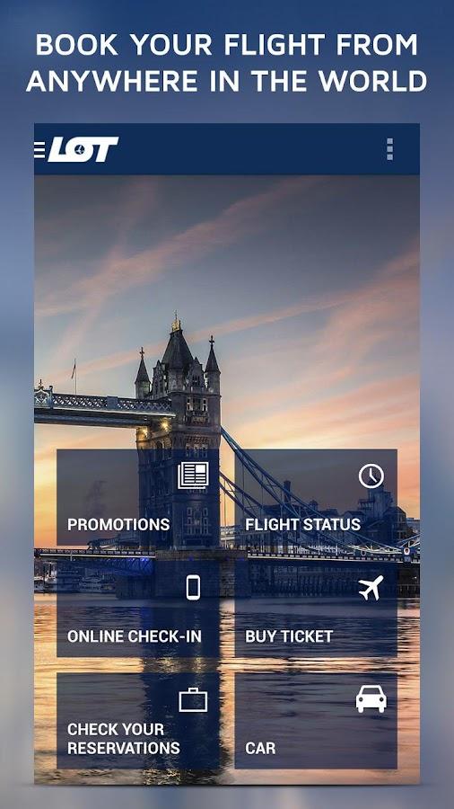 LOT mobile- screenshot