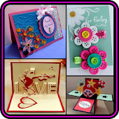 DIY Greeting Card Ideas Home Craft Design Tutorial