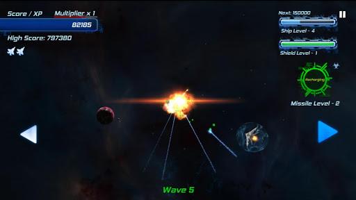 Galactic Thunder - Action Arcade Shooter 1.2 screenshots 1