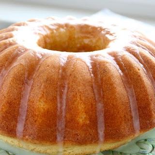 Lightened-up Lemon Bundt Cake