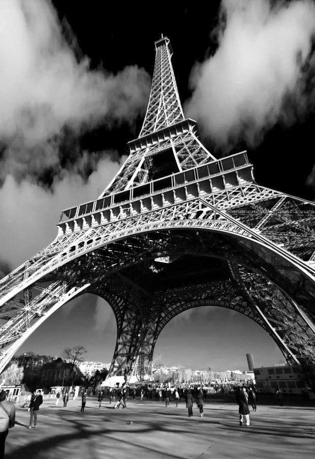 La torre eiffel  di Alex040383
