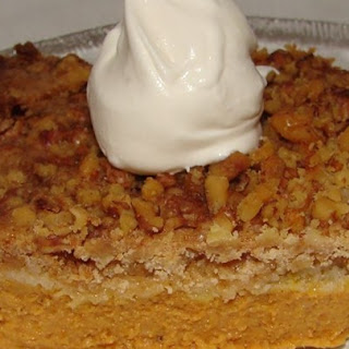 Pumpkin Pie Cake I