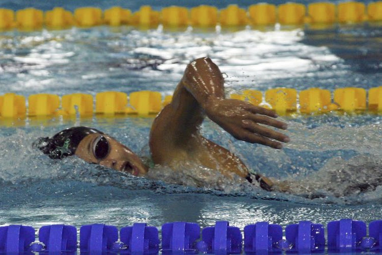Le record de Belgique du 100 mètres nage libre est battu deux fois en une journée