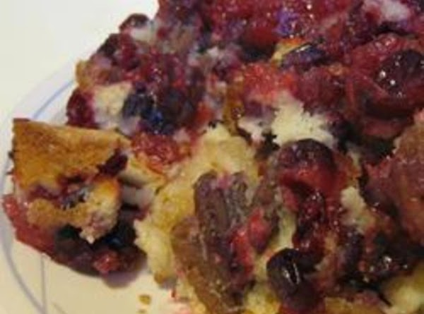 New Bedford Cranberry Nut Cake Recipe