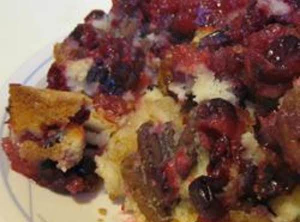 New Bedford Cranberry Nut Cake Recipe